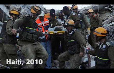 Israel's History of Global Humanitarian Aid