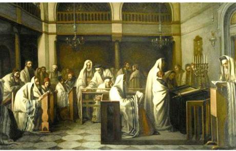 Kiddush: At Home or Synagogue?