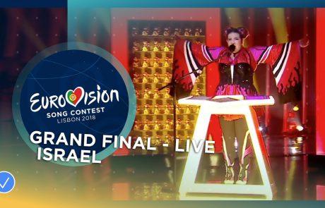 Netta: Toy – Israel's 4th Eurovision Victory (Lisbon, 2018)