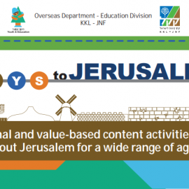 Ways to Jerusalem Activity Kits