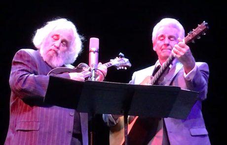 Del & Dawg: Bluegrass Medley with Instrumental Shalom Aleichem
