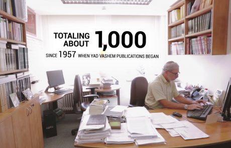 Yad Vashem's Activities in Israel & Around the World