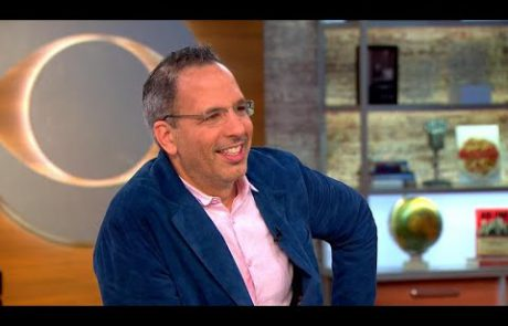 "Israeli Chef Yotam Ottolenghi Discusses his new dessert cookbook, ""sweet"""